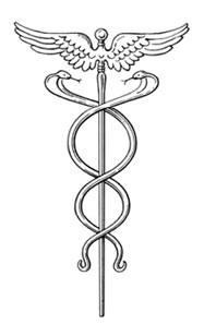Caduceus Staff