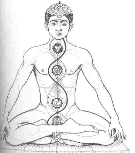 Kundalini with Chakras